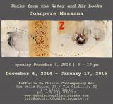 Works from the Water and Air books - Joanpere Massana