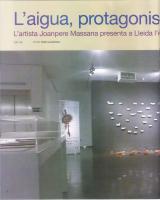 L'aigua, protagonista al Museu de Lleida.