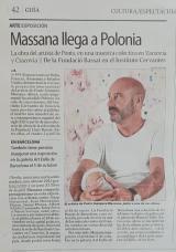 Massana llega a Polonia