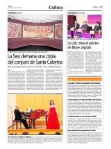 Nova exposició de Joanpere Massana a Milà