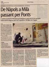 De Nàpols a Milà passant per Ponts